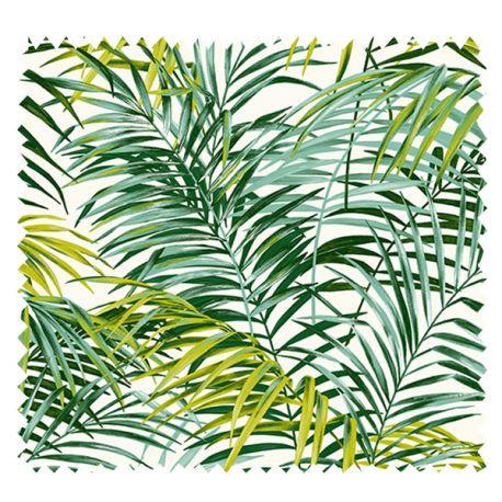 Tissu Palm Springs Vert - Tissus des Ursules