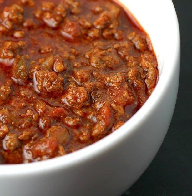 Go Hot or Go Home Beef Chili I'm not a big fan of spicy food, but once in a while, i take a bite from this chili. For those …