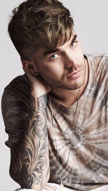 Adam Lambert (Credits Joseph Sinclair)