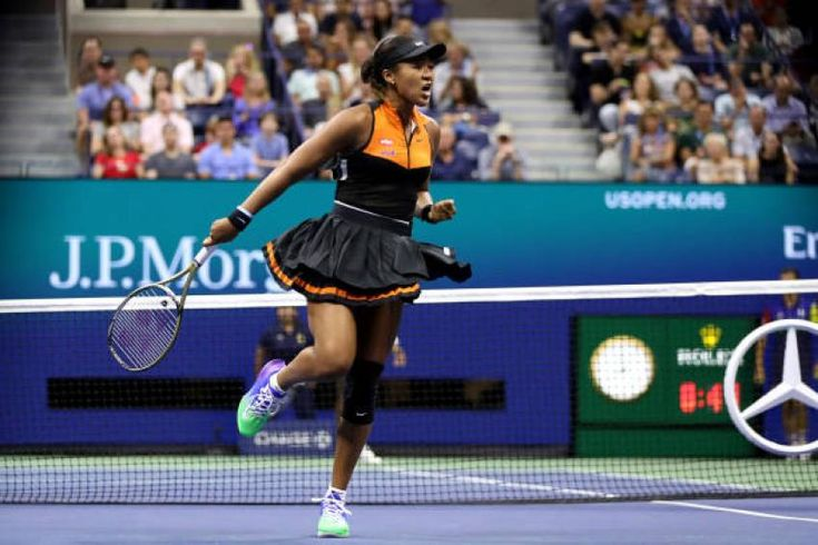 Naomi Osaka: 'I've been making fun of Frances Tiafoe'