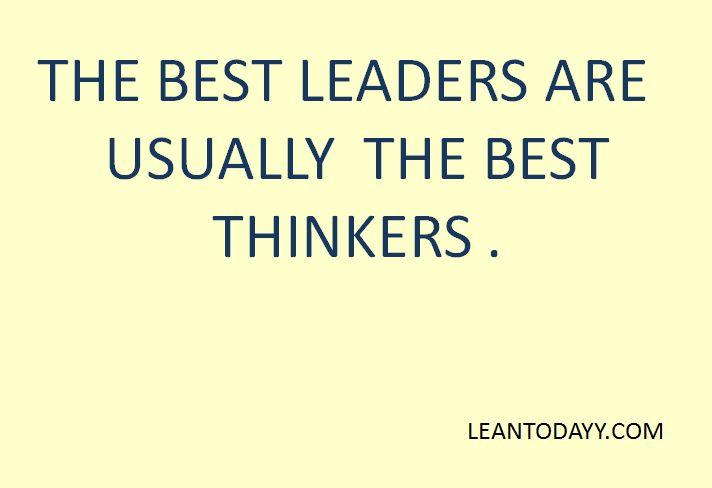 Best Leaders