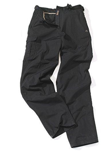 £30 - Black NB Size 10  short Craghoppers Women's Classic Kiwi Walking Trousers: Amazon.co.uk: Sports & Outdoors