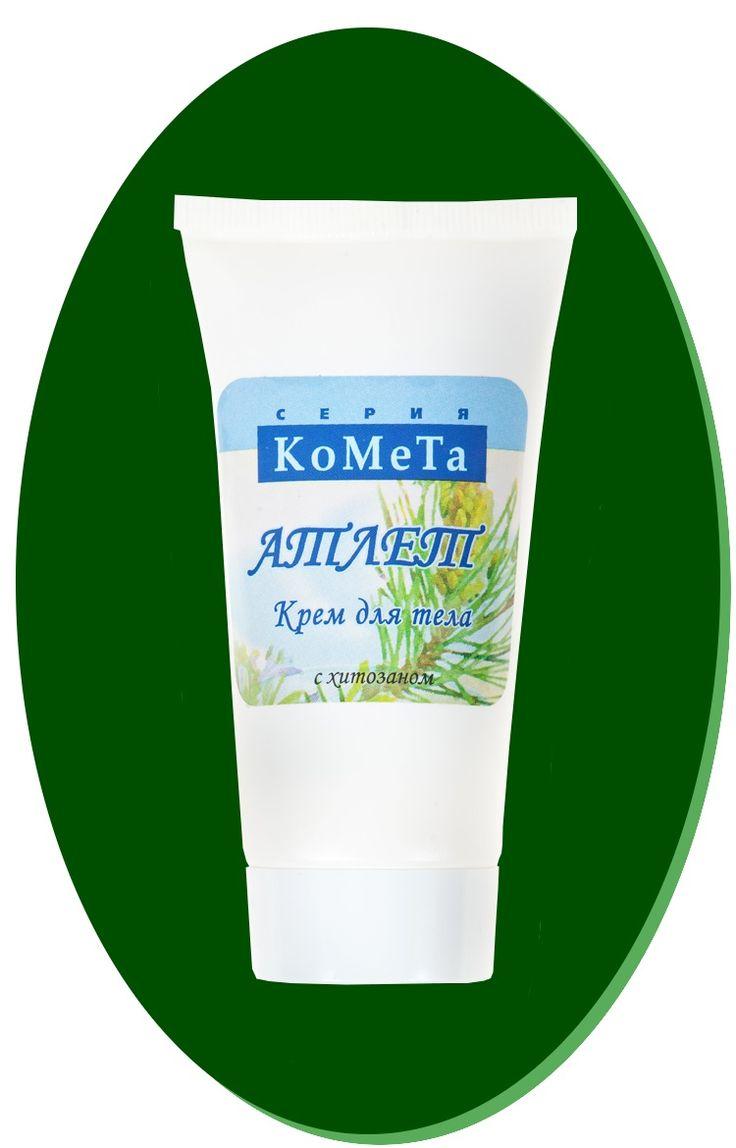 Питательный крем для тела Атлет, состоит из натуральных компонетов