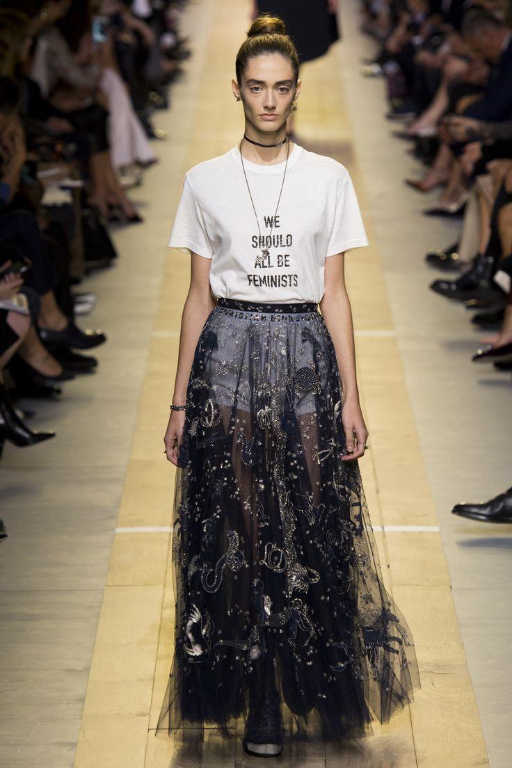 Défilé Christian Dior Printemps-été 2017 18