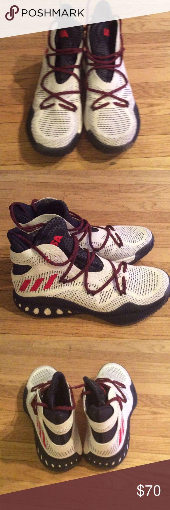 Adidas Geofit men's shoes Sz 13 Like new size 13 men's basketball Adidas geofit Adidas Shoes Sneakers