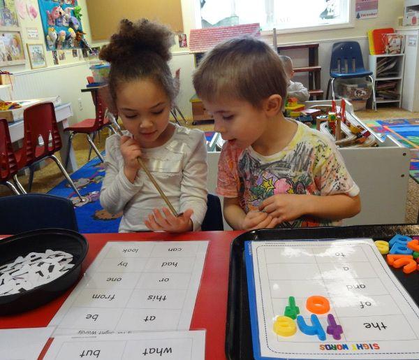 Kinder Garden: Early Childhood Education On