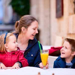 Child-friendly restaurants in SA
