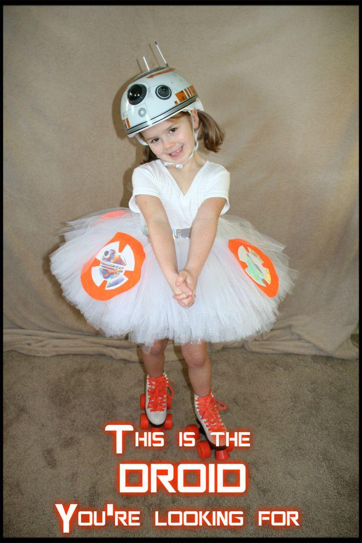 BB8 kid costume