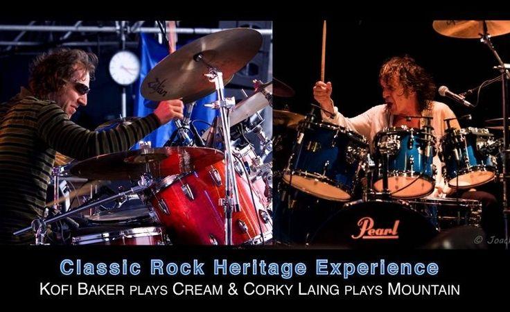Classic Rock Heritage Experience - Golden Classics Cafe & Bar, Helsinki - 17.11.2016 - Tiketti