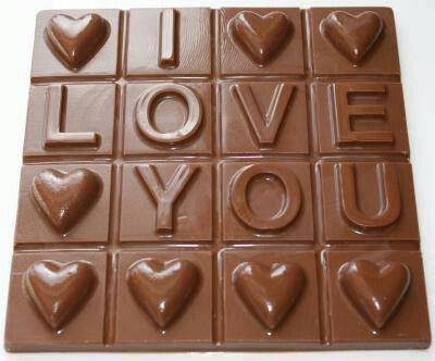 ♥ Chocolate ♥ make this chocolate at one of our parties or order one for the love of your life :-)  farrisandfosters.com
