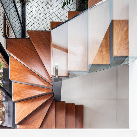 13 best escalier images on Pinterest Stairs, Modern stairs and
