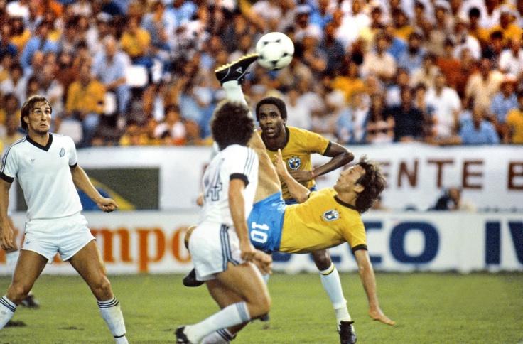 zico brasil 1982