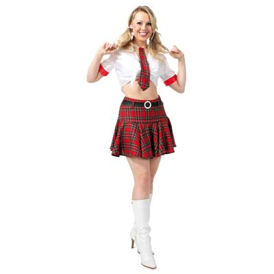 Sexy school uniform Britney