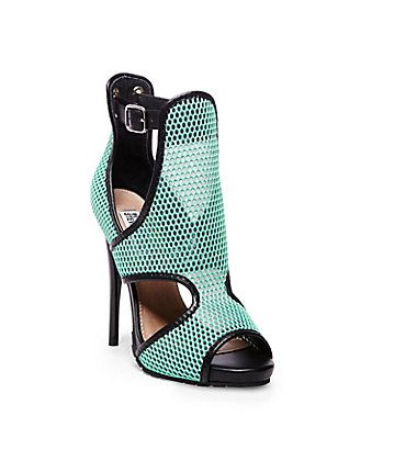 Steve Madden by Iggy Azalea Brixxton Mesh Dress Sandals - Sandals - Shoes -  Macy's