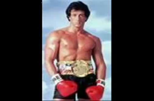 """American life-coach Anthony """"Tony"""" Robbins shares the inspirational rags to riches story of Sylvester Stallone."""