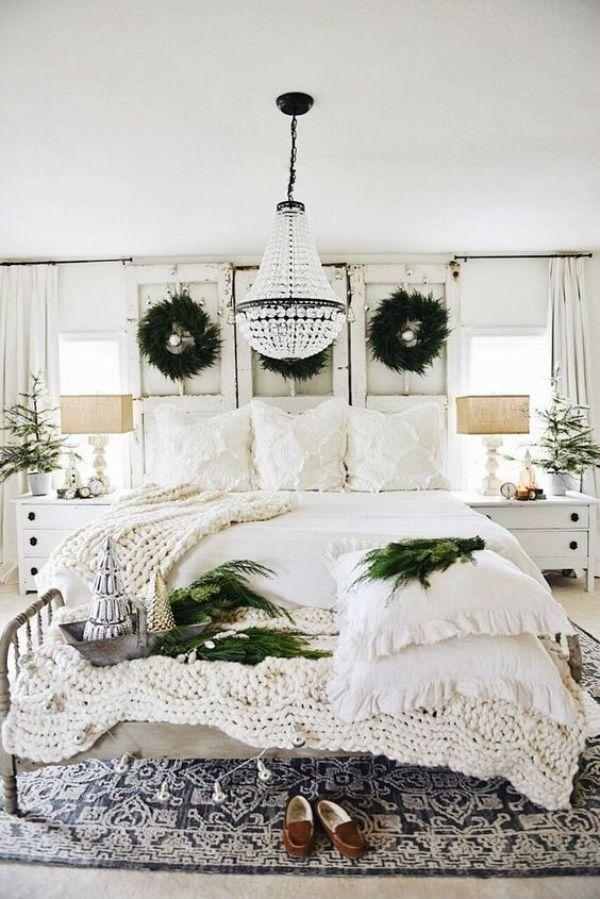 Sovrum inspiration – Fixa mysiga stilen Winter Cozy