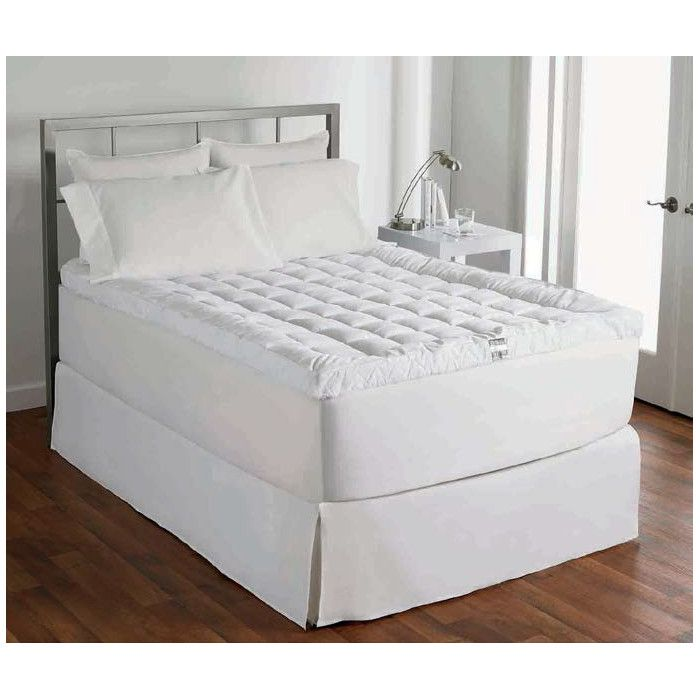 Ultimate Cuddlebed 174 2 5 Quot Down Alternative Mattress Topper