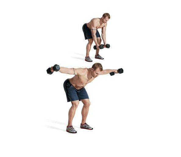 Free Weight Dumbbell Back Exercises: 27 Best PULLUPS Images On Pinterest