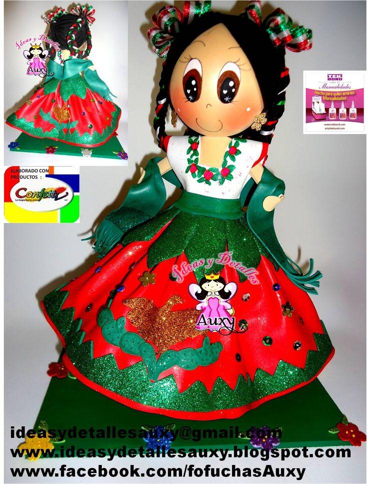 decoracion fiestas patrias mexicanas para la escuela - Buscar con Google