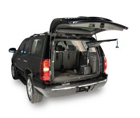Wheelchair Vehicle Lifts For Trunks in CT, MA, & RI | Lifeway Mobility