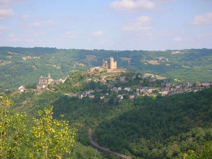 Najac in Aveyron