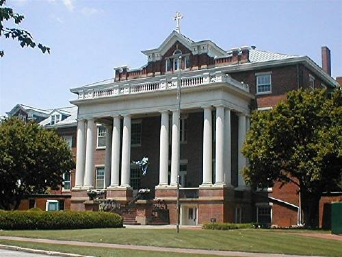 Belmont Abbey College - Belmont, NC Torie is a freshman!