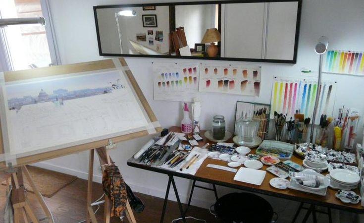 Сегодня в своей рубрике «Акварелисты мира» хочу представить вашему вниманию замечательного французского акварелиста Тьерри Дюваля. Художник в своих работах раскрывает совершенно иной уровень работы с такой сложной техникой как акварель. Тьерри Дюваль родился в 1962 в Париже. В 1982 году получил профессиональное художественное образование в области прикладного искусства.
