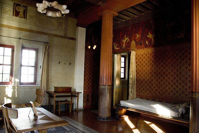 1000 images about le troiane documentazione oggettiva for Arredamento casa antica
