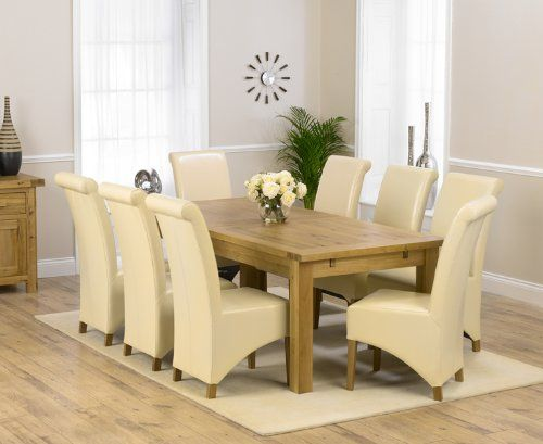 Corona Oak Dining Furniture Extra Large Extending Dining Table And 8 Barcelona Chairs Oak Dining Furniture Oak Extending Dining Table Oak Dining Sets