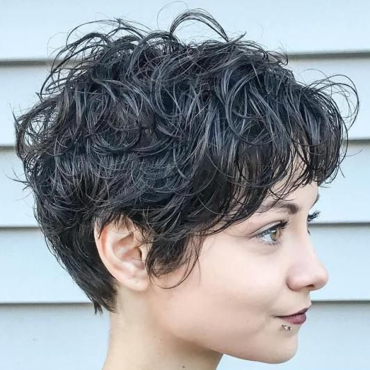 best 20 curly pixie haircuts ideas on pinterest curly