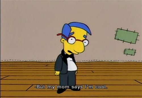 1000  images about Milhouse Van Houten on Pinterest | Eyebrows ...