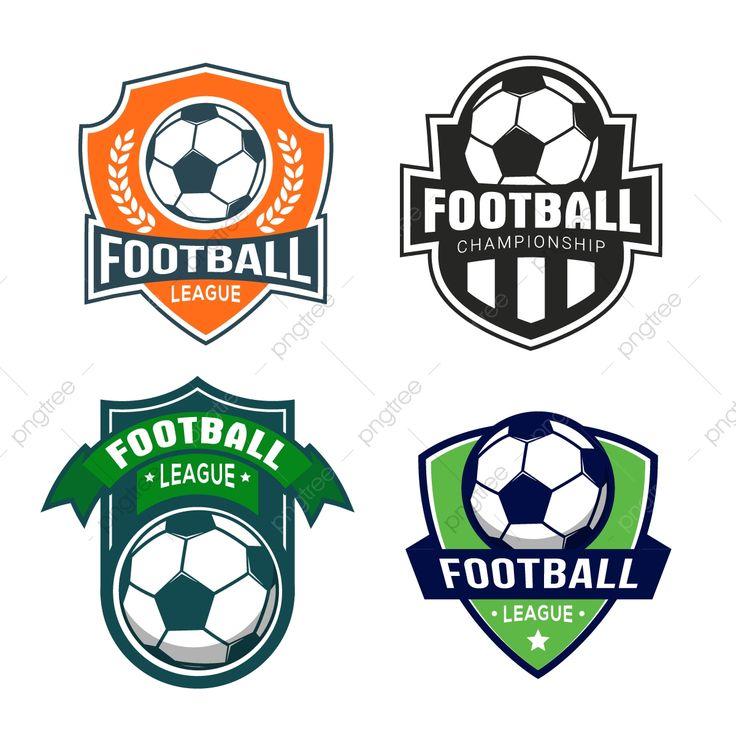 كرة القدم شعار قوالب التصميم شعار كرة القدم كرة القدم Png والمتجهات للتحميل مجانا Logo Design Template Web Design Logo Logo Design Free Templates