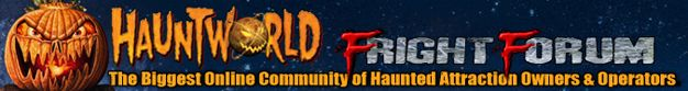 Haunted House Forum - Learn How to Build The Best Haunted Houses in America at www.Hauntworld.com - Powered by vBulletin
