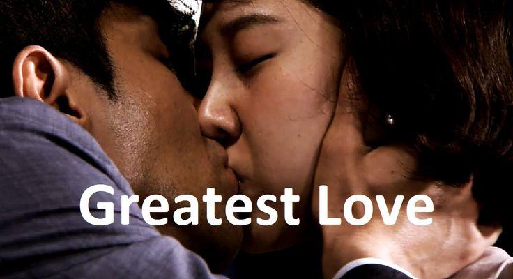 The Greatest Love Kiss Dok Go Jin and Gu Ae Jung