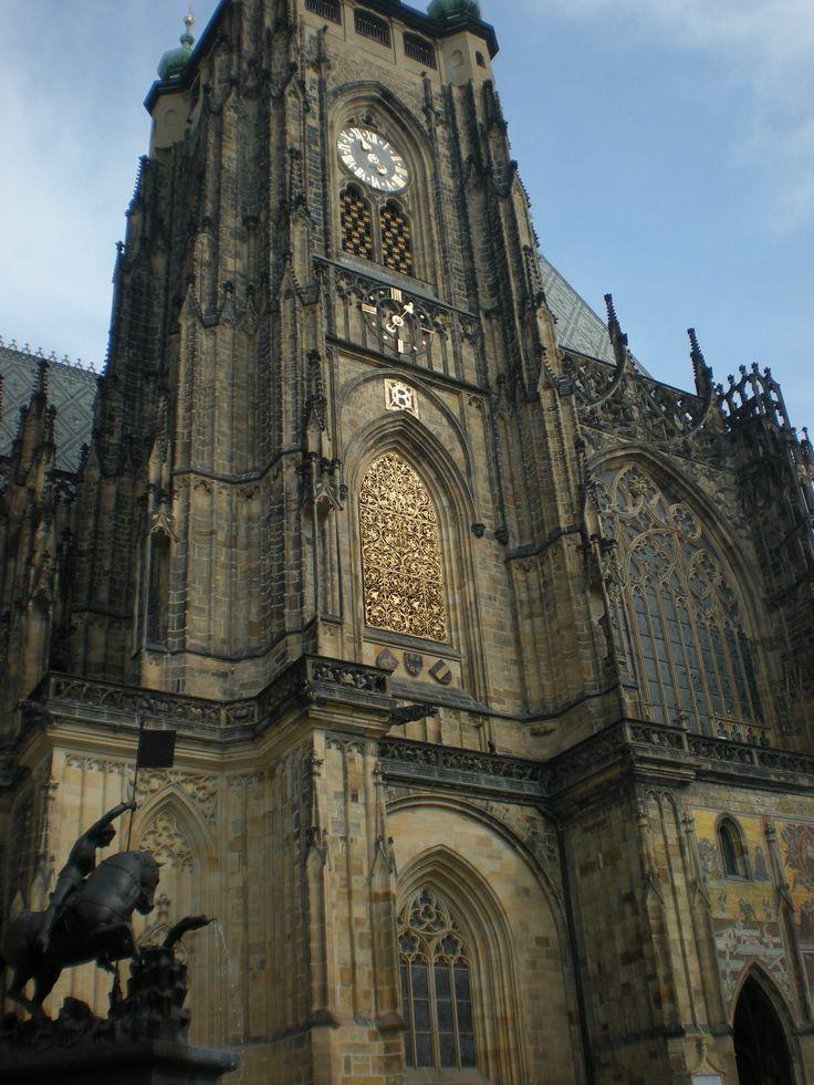 Prague, St. Vitus Cathedral