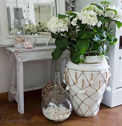 Nautical Decor Centerpieces: 202 Best Images About Nautical Crafts On Pinterest
