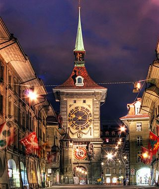World's Most Beautiful Clock Towers: Zytglogge, Bern, Switzerland