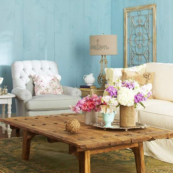 Rustic Tables: A Collection Of Ideas To Try About Home
