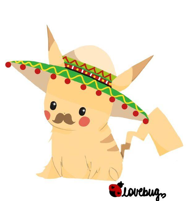 Hehehe, Spanish Pikachu