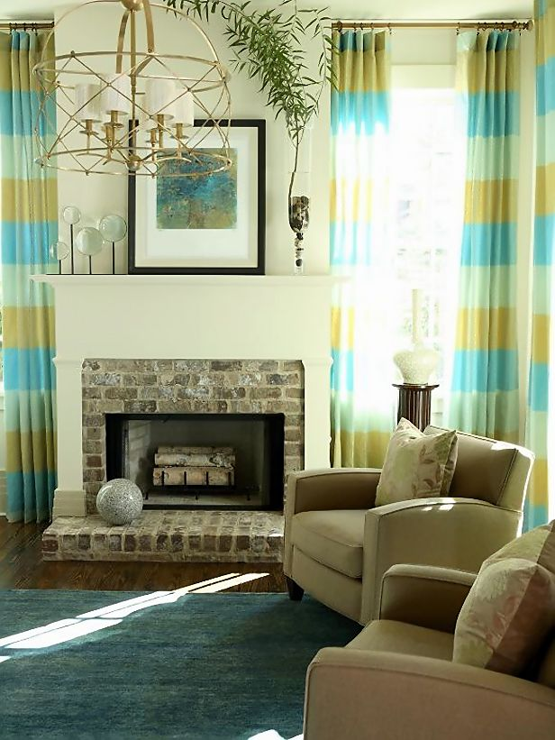 141 best my fake fireplace images on pinterest fake for Best place for window treatments