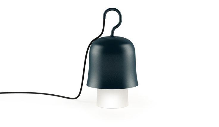 Butler lampe. Kr. 500,-