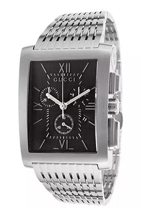 51% off GUCCI Men's G-Metro 8600 Chronograph Stainless Steel WAS: 1850 Now! $899.99 http://goo.gl/NF5htO