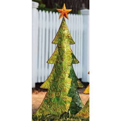 Holiday Shine Christmas Tree Statue - http://www.halloween.quick-reviews.com/5968/holiday-shine-christmas-tree-statue-2.html
