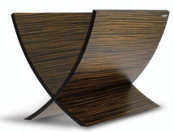 Stojak na prasę Edito, drewno hebanowe