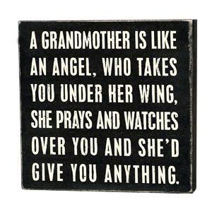 Grandmother =)