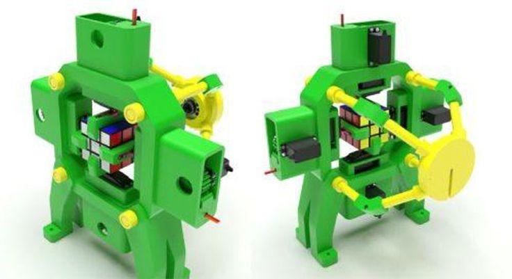 Ya puedes construir una máquina para resolver un cubo de Rubik gracias a Raspberry Pi - https://www.hwlibre.com/ya-puedes-construir-una-maquina-resolver-cubo-rubik-gracias-raspberry-pi/