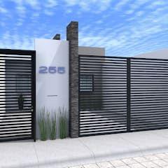 Maisons de style de style Moderne par Residenza by Diego Bibbiani