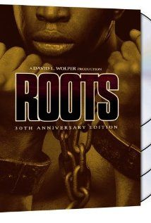 Roots,The story of Kunta Kinte,back in the '70s,great TV series!!!!!