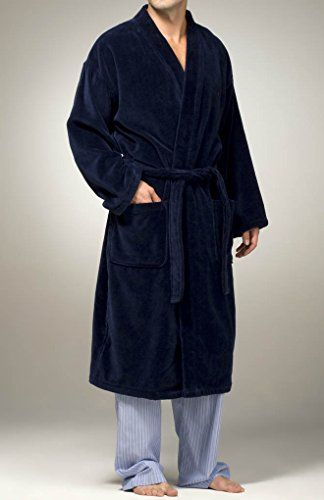 Polo Ralph Lauren Kimono Robe (RL91) S/M/Navy