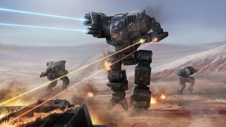 Battletech - Kharon by Shimmering-Sword.deviantart.com on @deviantART